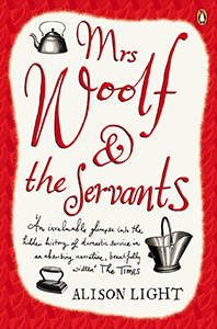 Mrs Woolf and the Servants book cover